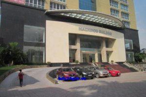 CHO THUÊ VĂN PHÒNG TOÀ NHÀ MACHINCO BUILDING 444 HOÀNG HOA THÁM, TÂY HỒ HÀ NỘI.