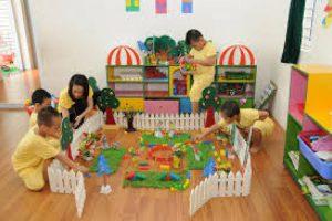 Cho thuê mặt bằng tại Thanh Xuân làm mầm non 900m2 + 300 m2 sân