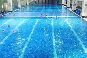 Cho thuê bể bơi 744m2 tại Hà Đông