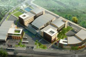 Bán đất trường học 21850m2 làm trường liên cấp tại Thanh trì