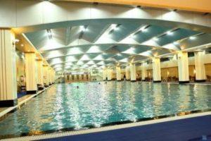 Cho thuê bể bơi 4 mùa khu Thanh Xuân 1037m2