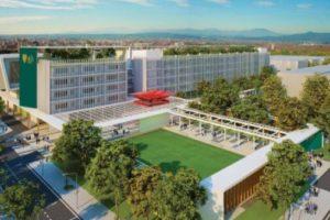 Giải bài toán thiếu quỹ đất xây trường ở Hà Nội
