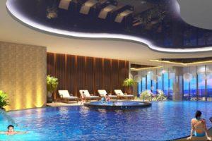 Cho thuê bể bơi 4 mùa khu Thanh xuân 1000m2