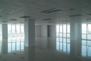 Cho thuê mặt bằng 700m2 tầng 1 gần lăng giá 150.000/m2