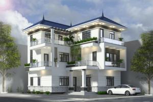 Cho thuê nhà sài đồng 150m2 x 3 tầng, mặt tiền 14m