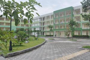 Cho thuê mặt bằng 700m2 x 3 tầng tại Từ liêm làm xuất khẩu lao động, trường học