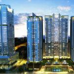 Cho thuê văn phòng, thương mại toà Golden Tower- 275 Nguyễn Trãi