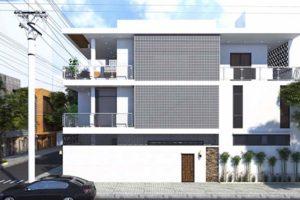 Cho thuê nhà mặt phố Thái Thịnh 500m2 x 3 tầng làm nhà hàng, bệnh viện…