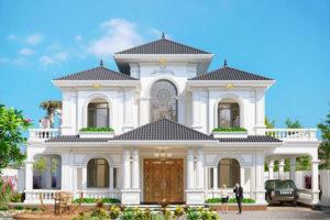 Cho thuê biệt thự Thiền Quang 530m2, xây hơn 250m2x 2 tầng