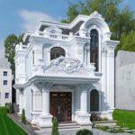 Cho thuê biệt thự đẹp Nguyễn Huy Tự, 310m2 x 2 tầng làm mầm non, cà phê…