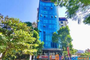 Cho thuê 250m2 làm văn phòng toà nhà Nam Anh- Hoàng Đạo Thuý