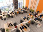 Các tiêu chuẩn thiết kế diện tích văn phòng làm việc mới nhất